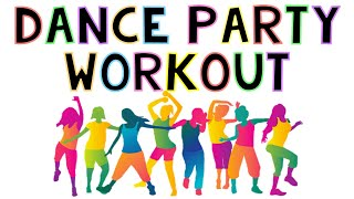 DANCE PARTY WORKOUT (4/1)