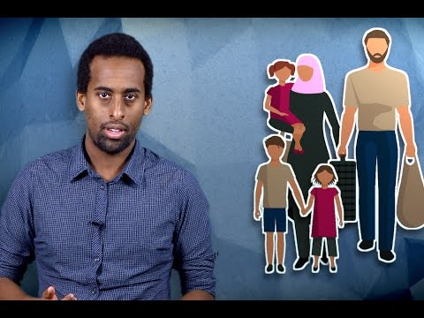 Debunking liberal myths about mass immigration - YouTube
