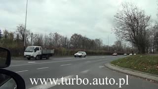 ARKUSZ Ruch drogowy Pozycja 20 - Zmiana kierunku jazdy w lewo i prawo - na dwukierunkowej