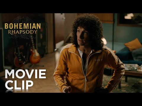 Big Brad - New clip from the Up coming film bohemian Rhapsody