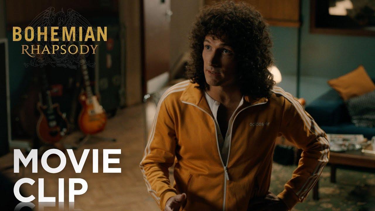 "Bohemian Rhapsody | ""We Will Rock You"" Clip | 20th Century FOX"
