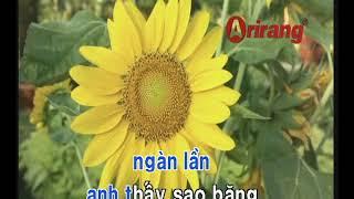 SAO BĂNG KHÓC KHÁNH ĐƠN karaoke Nhac Xuan