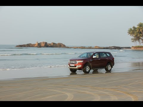 Extraordinary Journeys with Ford Endeavour: Muzhappilangad, Kerala
