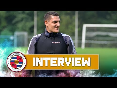Vito Mannone on joining the Royals