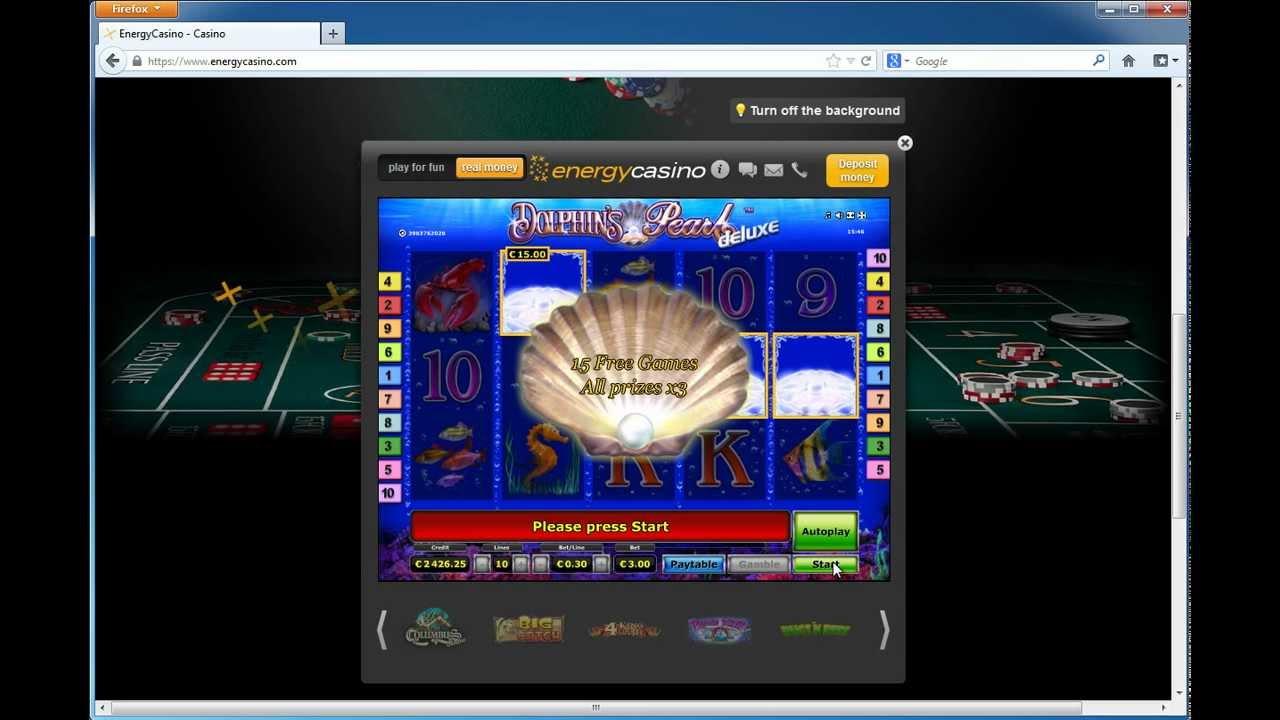 Casino play plug