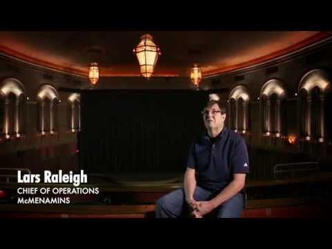 Meet Lars Raleigh, COO, Bagdad Theater