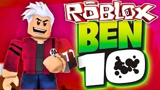 I AM ALBEDO Roblox Ben 10 Universal Showdown 5