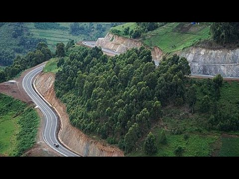 Download Kabale Town to Kisoro Town Highway drive and back - July 2019