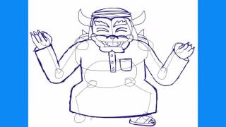 Draw video bowser kuwait