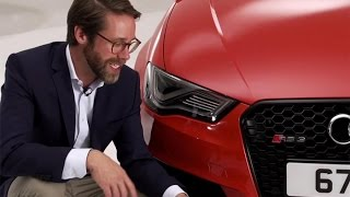 Promoted: How do you create a Q-car? Ask the Audi RS3