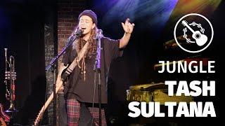 Tash Sultana - Jungle (SESSION ACOUSTIQUE FABULEUSE)