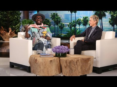 will.i.am's Prince and Michael Jackson Memory