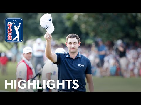 Patrick Cantlay shoots 1-under 69 | Round 4 | TOUR Championship | 2021
