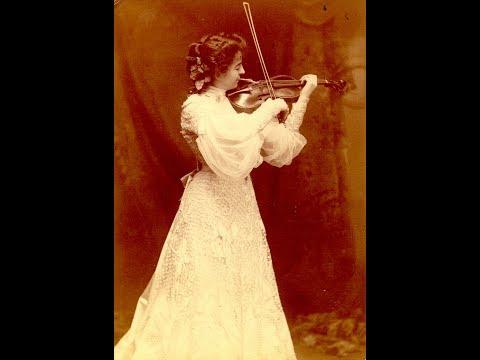 Maud Powell - de Beriot: Violin Concerto #7