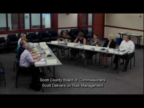 Scott County Board Meeting: June 20, 2017