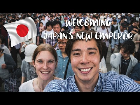 Meeting The New Japanese Emperor Naruhito!