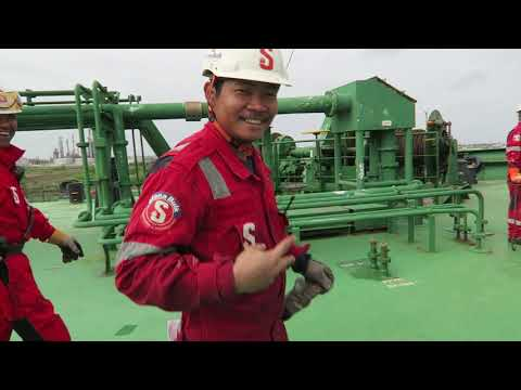 Drone Works 3 - Life onboard a Suezmax Tanker
