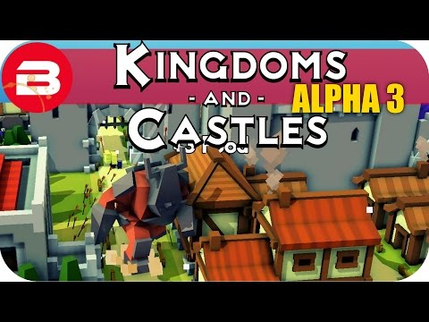 Kingdoms and Castles Gameplay: OGRES BACK WITH A VENGEANCE! #20 - Lets Play Kingdoms & Castle Alpha
