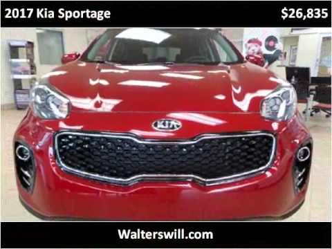 Bruce Walters Ford >> 2017 Kia Sportage New Cars Pikeville KY - YouTube