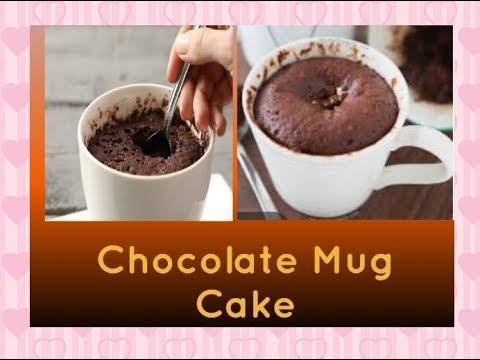 Chocolate Mug Cake simple easy mug cake you can make at home Your Videos