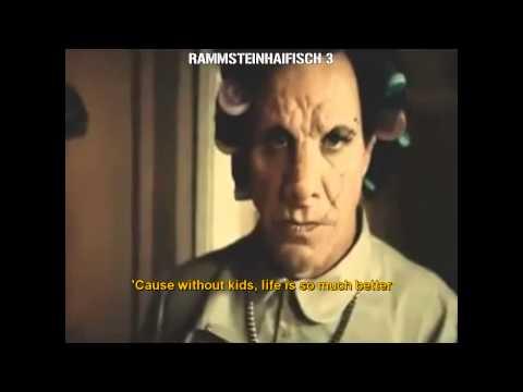 Lindemann - Praise Abort (Lyrics) (Official Video)