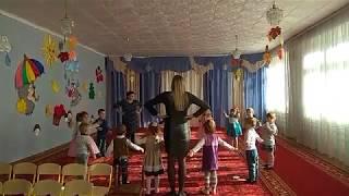 """Відкрите музичне заняття для дітей молодшого дошкільного віку на тему: """"Мандри дощових краплинок"""""""