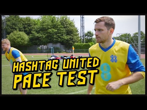 HASHTAG UNITED PACE CHALLENGE!