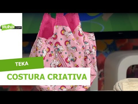 Costura Criativa - Teka - 06/06/2018
