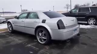 JBA Catless Midpipes x Straight Pipes Chrysler 300C