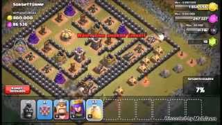 COC - Clash of Clans #019 - 100% Sorbettürme mit Schweinereitern | Let´s Play CoC - Clash of Clans
