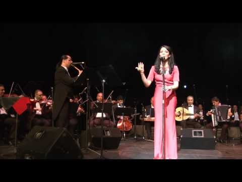 National Arab Orchestra - Nidal Ibourk  ع الضيعة