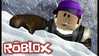 I CLIMED A MOUNTAIN IN ROBLOX