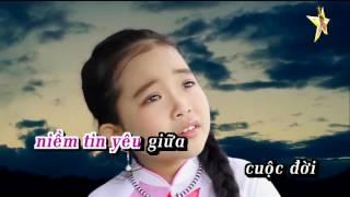 Karaoke Lạy Phật Quan Âm | Bé Ngọc Ngân