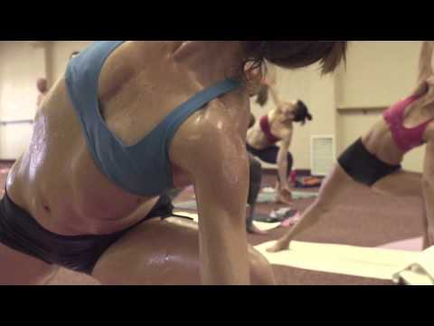 Bikram Yoga Study