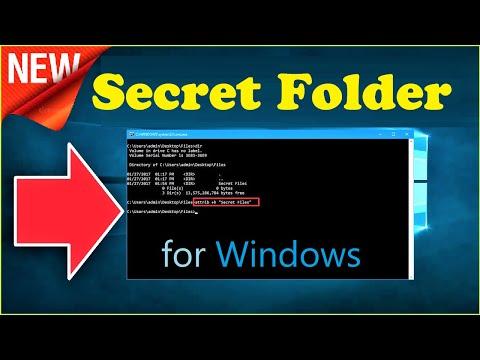 How to Lock Folder on Windows 10 and Keep Files Secret