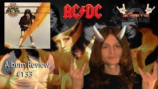 High Voltage by AC/DC Album Review #133