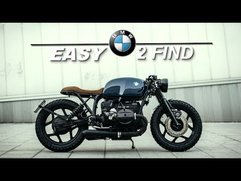 Cafe Racer (BMW R80 by ROA Motorcycles)