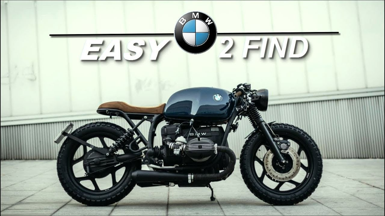 Cafe Racer BMW R80 By ROA Motorcycles
