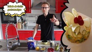 ✅ Salade De Fruits Gastronomique Et Diététique de Philippe Etchebest : Les Enfants Vont Aimer !