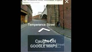 Caught Getting A Hand Job On Google Maps