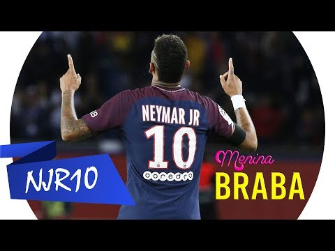 Neymar Jr - Menina Braba Jerry Smith