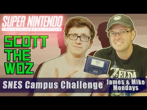 Who will win the Super Nintendo Campus Challenge?