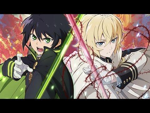 Песня из аниме последний серафим 1 сезон