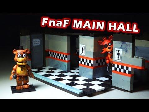 Five Nights at Freddy's MAIN HALL BATHROOM!! Series 5 FnaF Mcfarlane Toys thumbnail