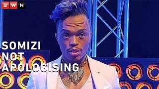 After Sanef called for an apology, media personality Somizi Mhlongo reiterated that he would not apologise for swearing at and revealing the contact numbers of journalists who asked him for a response to a story.  #Somizi #SomiziMohale #Sanef