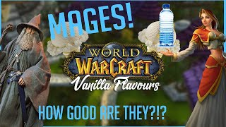 VANILLA FLAVORS 🍦Mage Classic WoW Class Guide
