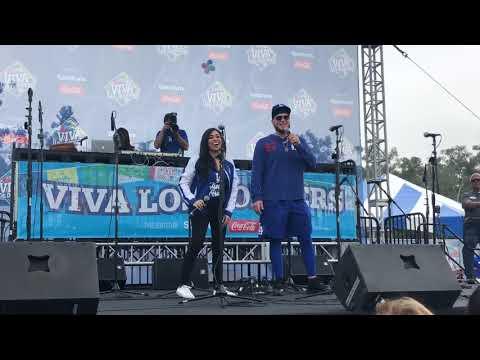 Alex Verdugo Interview At Viva Los Dodgers