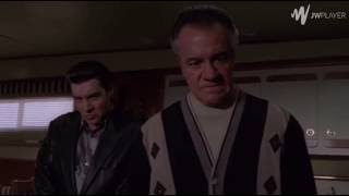 """The Sopranos 2.13 - """"You were like a brother to me; to all of us"""""""