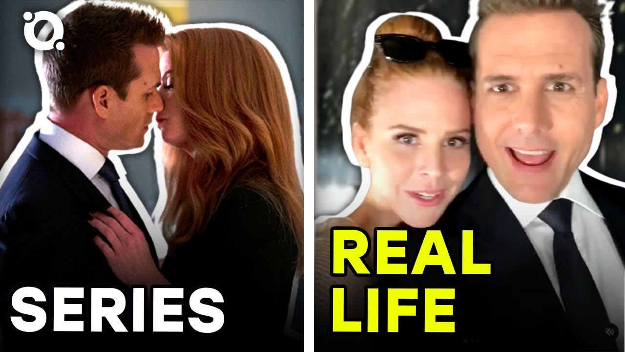 Download Suits Real-life Couples Revealed |⭐ OSSA Radar