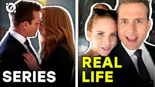 Suits Real-life Couples Revealed |⭐ OSSA Radar